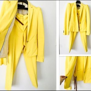 Brand New Zara Costume - Jacket & Pants